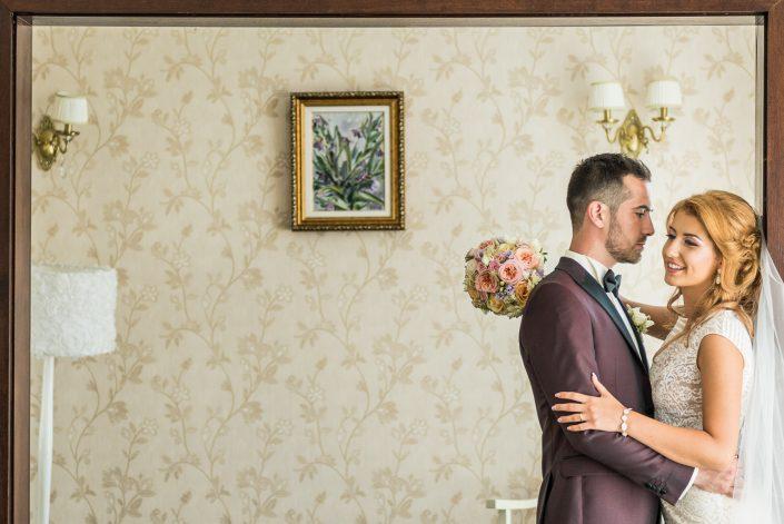 Fotografie de nunta – Cristi si Bianca