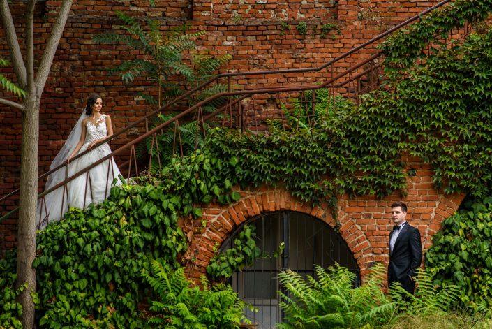 Foto dupa nunta Radu si Deni