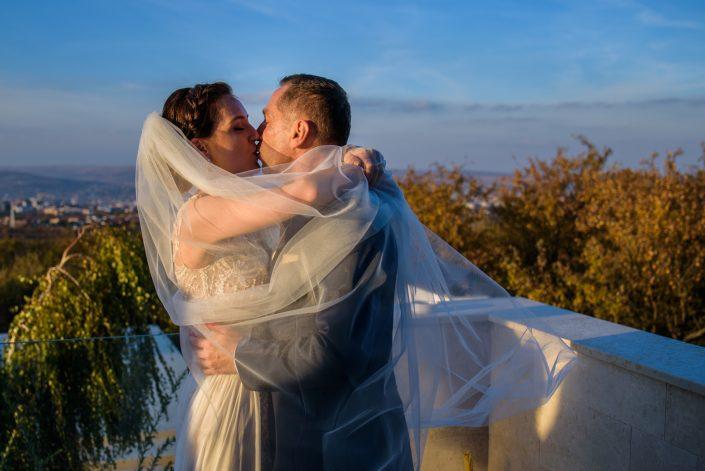 Foto nunta Cluj – Marin si Sandra