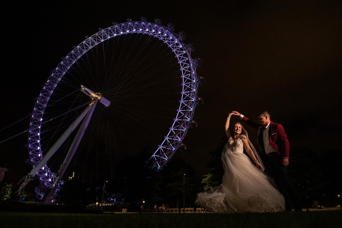 Foto dupa nunta Mihai si Paula