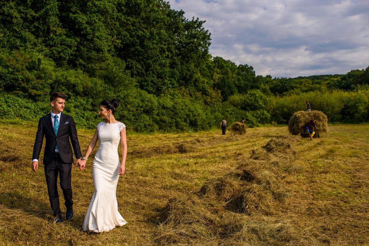 Foto dupa nunta Bogdan si Ale