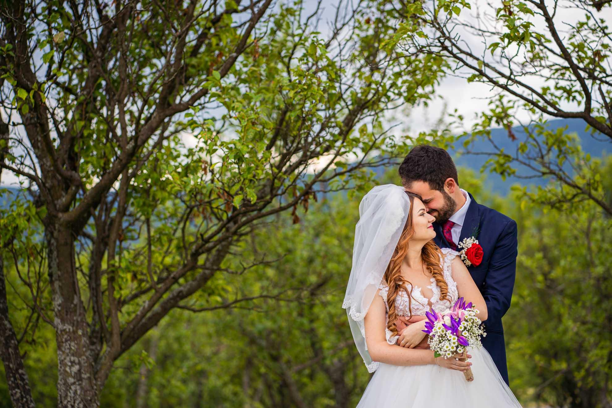 Fotografie nunta Zalau – Misu si Lavi