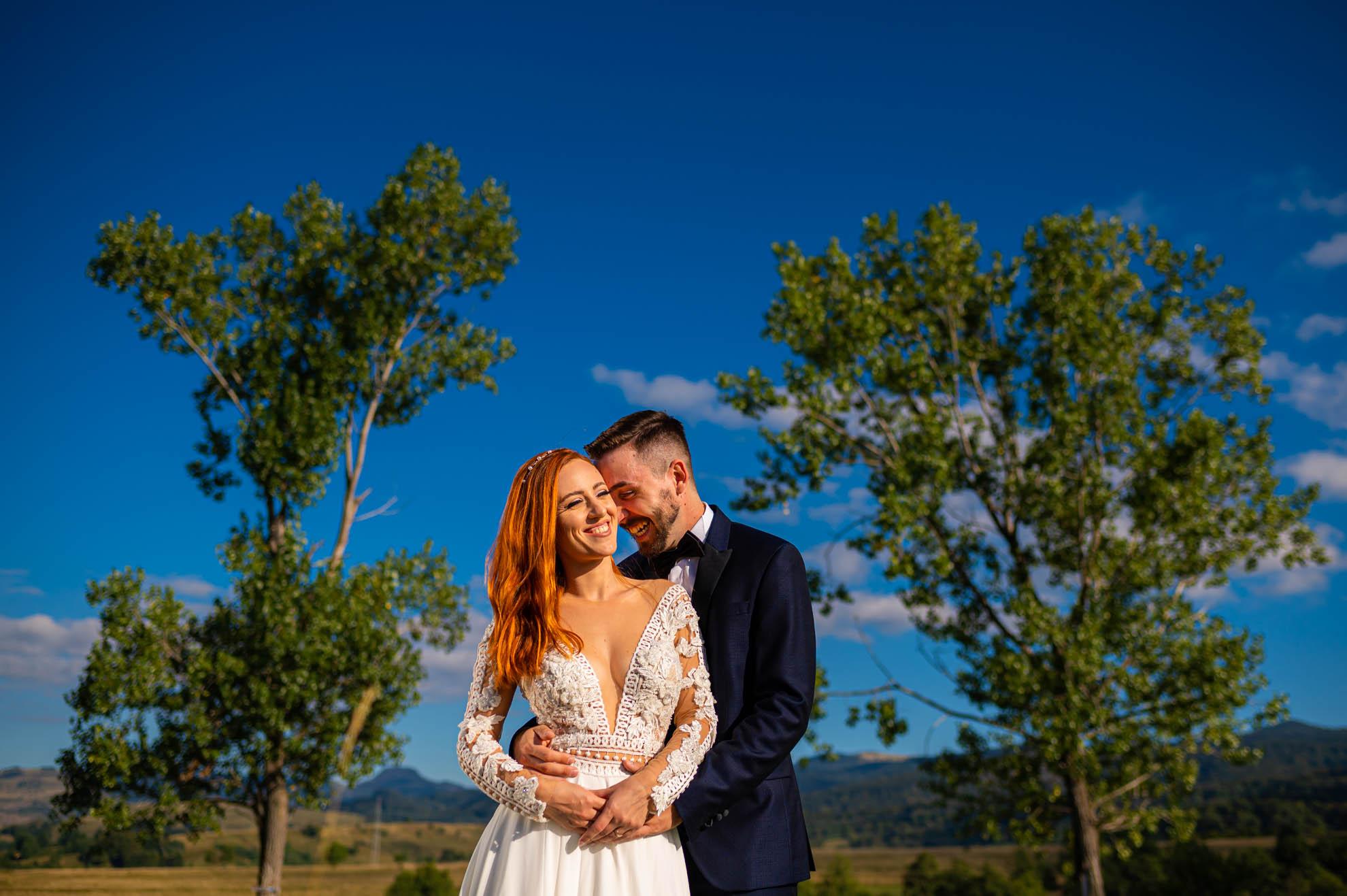 Foto dupa nunta Cristina si Ionut